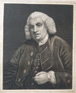 The Life of Samuel Johnson, LL.D. Including a Journal of a Tour to the Hebrides